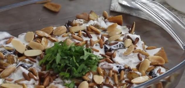 طريقة فتة الباذنجان السورية