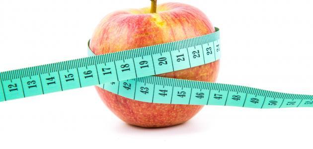 فوائد التفاح لتخفيف الوزن