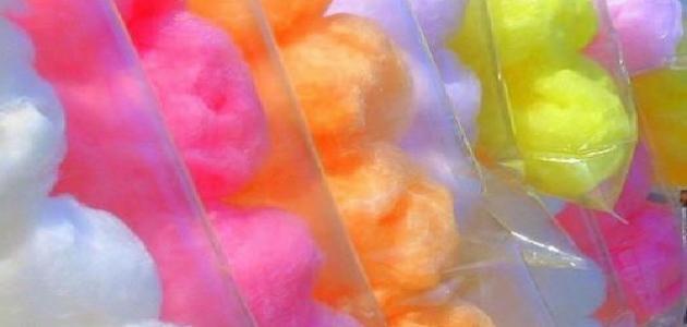 طريقة عمل حلوى غزل البنات دون ماكينة