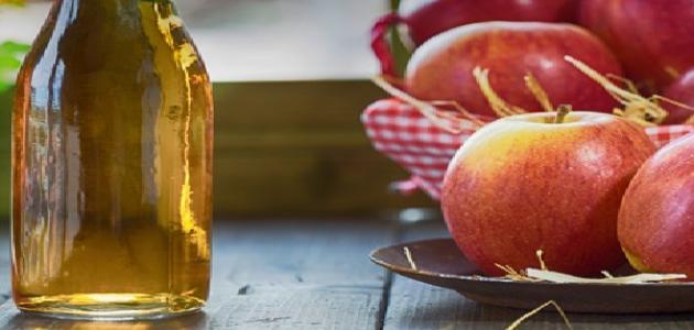 فوائد خل التفاح للجسم المترهل