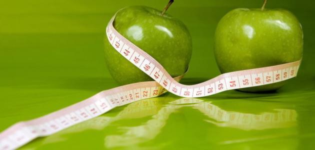 فوائد التفاح الأخضر في حرق الدهون
