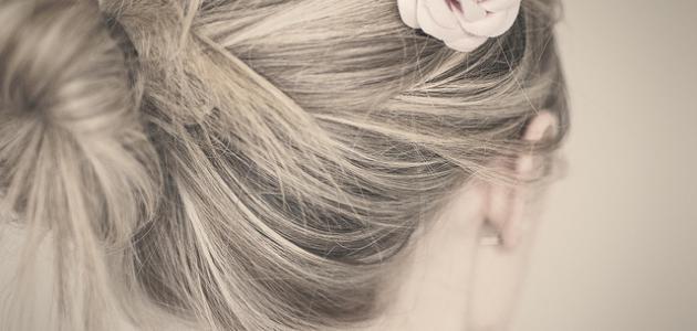 طرق تشقير الشعر طبيعياً