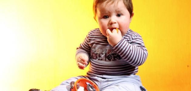 فيتامين يزيد وزن الأطفال