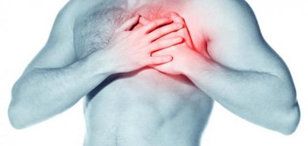 ما هي عوارض مرض القلب