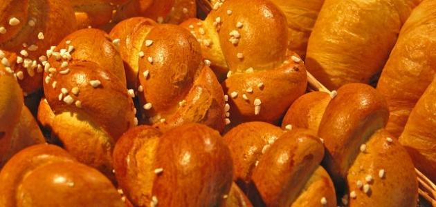 طريقة عمل خبزة ملفوفة