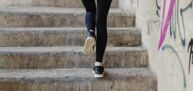 فوائد صعود الدرج ونزوله للحامل