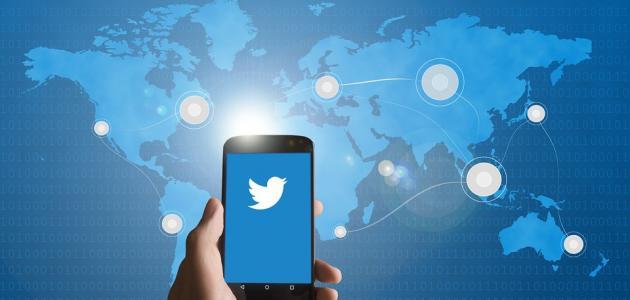 طريقة إضافة أصدقاء في تويتر