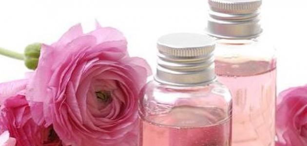 طريقة صنع عطر الورد