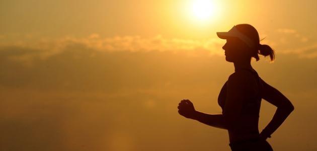 فوائد الجري للبشرة