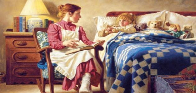 حكايات قبل النوم