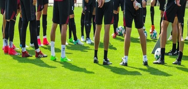 طرق تدريب كرة القدم الحديثة