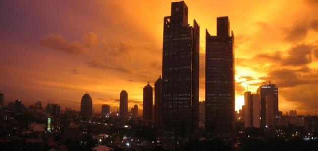 أفضل مدينة سياحية في إندونيسيا