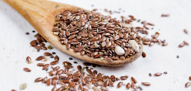 فوائد بذرة الكتان للشعر والبشرة