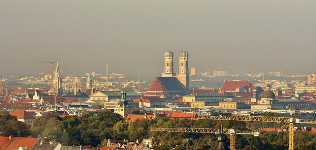 معلومات عن مدينة ميونخ