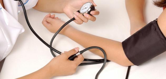 معدل ارتفاع ضغط الدم الطبيعي
