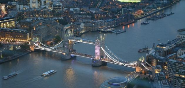 معلومات عامة عن لندن