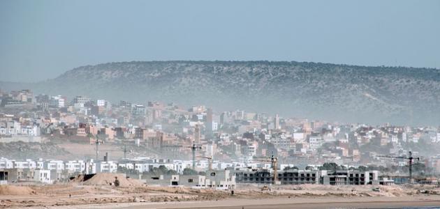 مساحة المغرب العربي وعدد سكانه