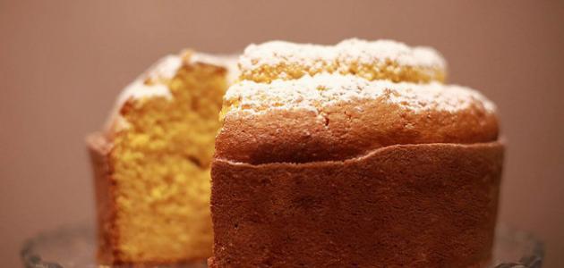 ما هي طريقة عمل الكيكة الإسفنجية