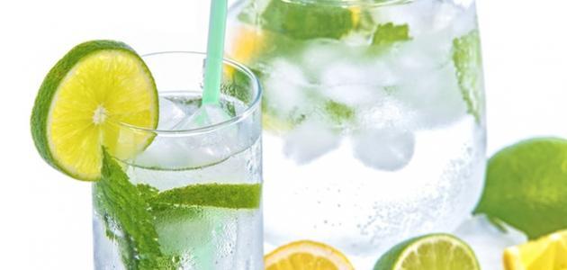 طريقة عمل عصير الليمون بالنعناع للرجيم