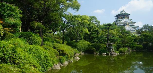 مدينة أوساكا