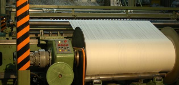 معلومات عن صناعة الورق
