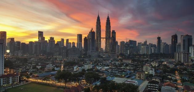 المعالم في ماليزيا