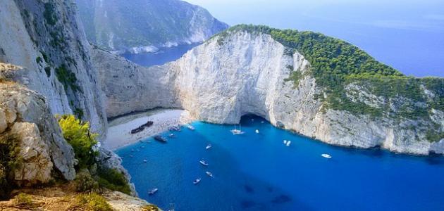 أجمل شواطىء في العالم