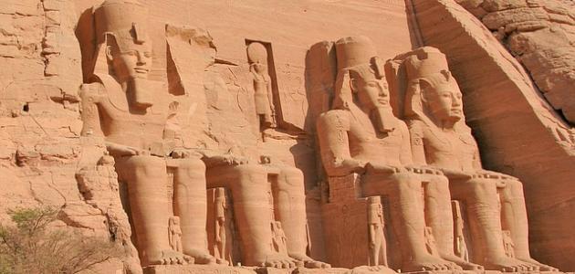معالم وآثار مصر