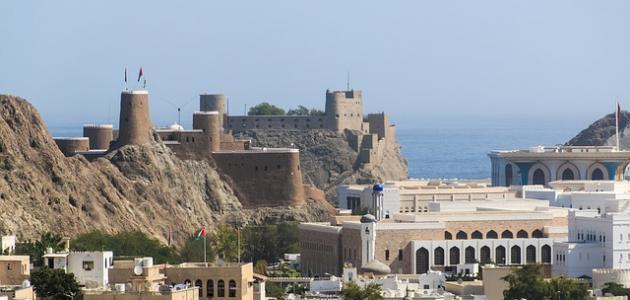 معالم عمان السياحية