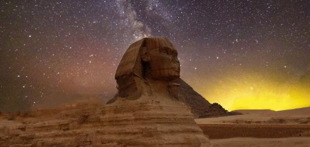 معالم في مصر