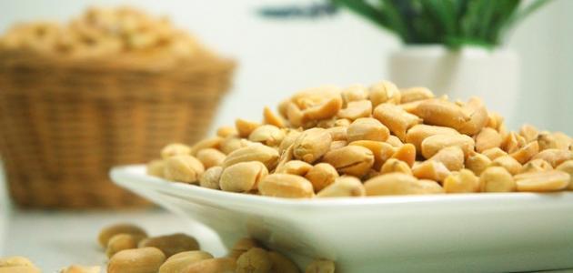 مم تصنع زبدة الفول السوداني