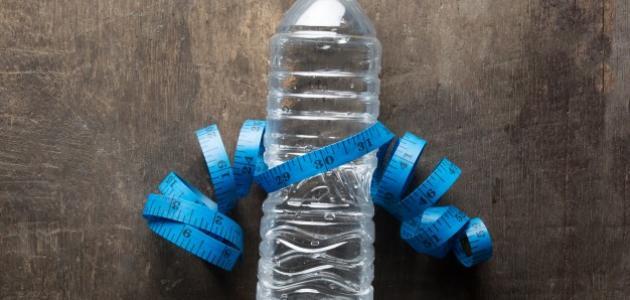 تخسيس الوزن بالماء