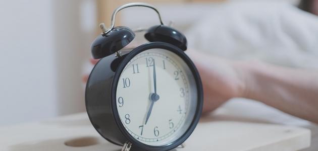 عدد ساعات النوم للبالغين