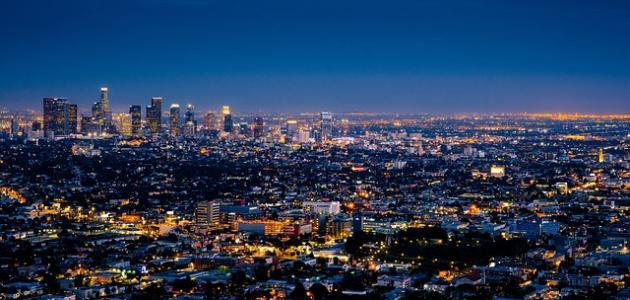 مدن في أمريكا
