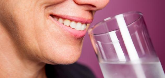فوائد الشرب على ثلاث دفعات