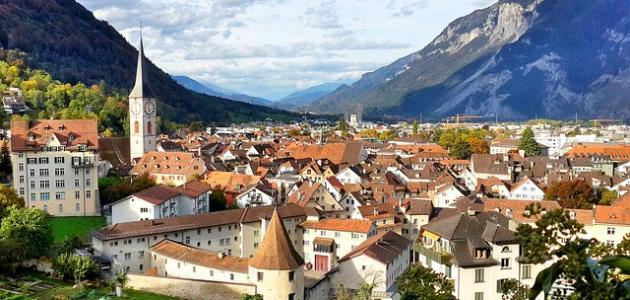 مدينة شور السويسرية