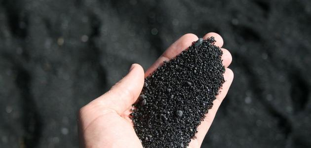 فوائد الرمال السوداء