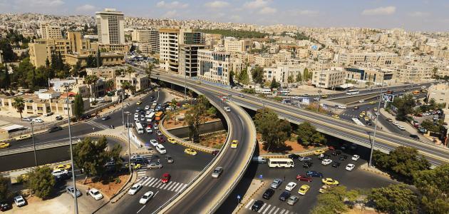 معلومات عن مدينة عمان