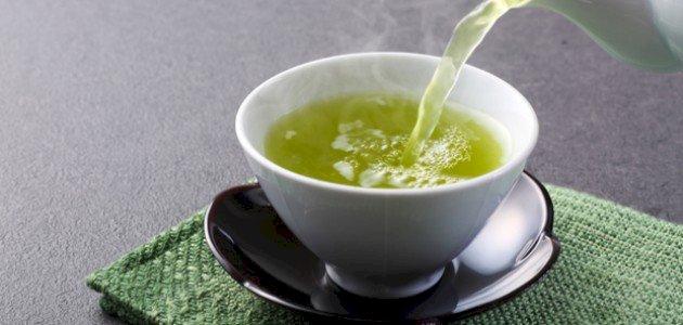 فوائد الشاي الأخضر مع الزنجبيل والكمون والنعناع