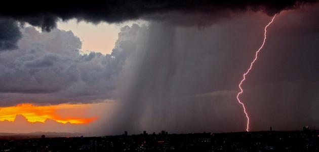 ما هي عناصر الطقس
