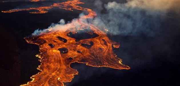 ما هو اكبر بركان في العالم