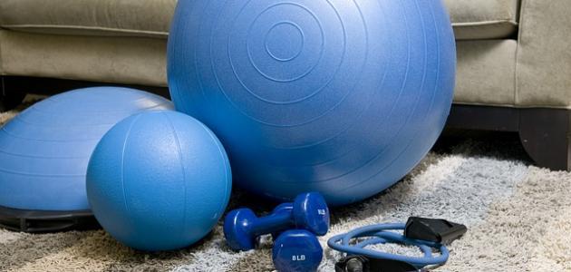 تخسيس الوزن بالرياضة