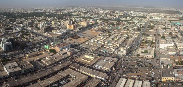 عدد السكان في موريتانيا