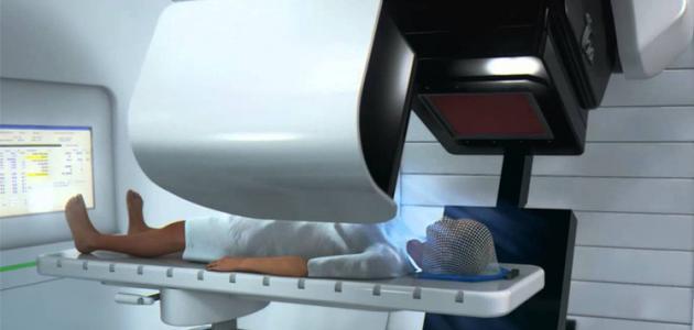 ما هو الاشعاع لعلاج السرطان