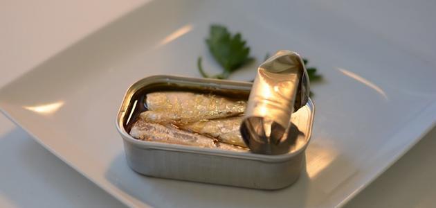 فوائد سمك السردين للشعر