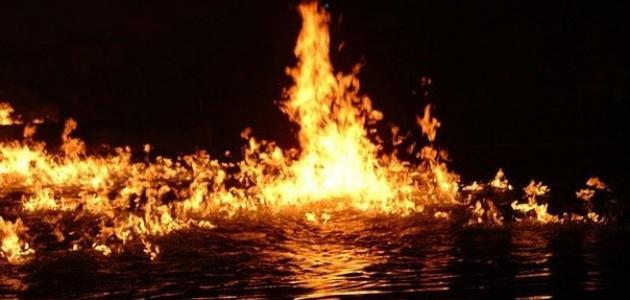 ماذا ينتج عن حرق الهيدروجين