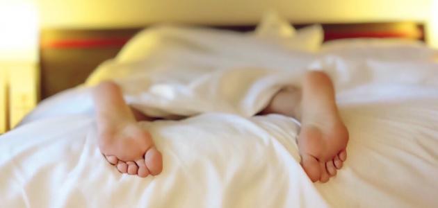 تعرف من طريقة نومك على شخصيتك