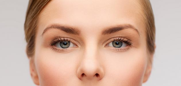 المحافظة على العين بالاعشاب