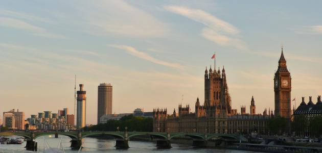 مدن من بريطانيا