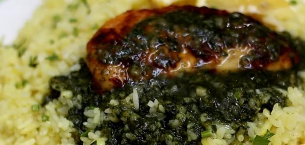 طريقة طبخ ملوخية تونسية